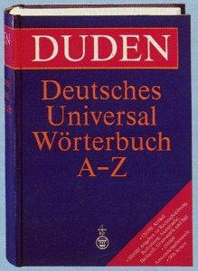 Duden - Deutsches Universalworterbuch in Einem Band: Distribooks, Inc