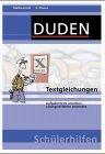 Duden Schülerhilfen, Textgleichungen: Hans Borucki
