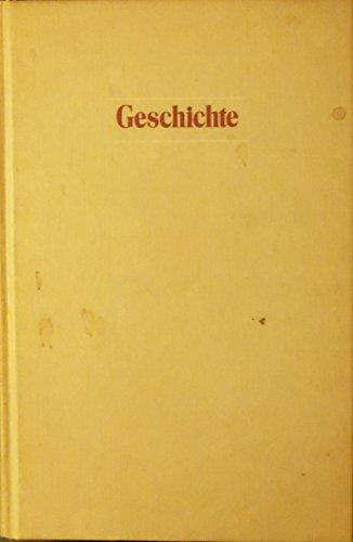9783411026593: Geschichte. Ein Sachlexikon