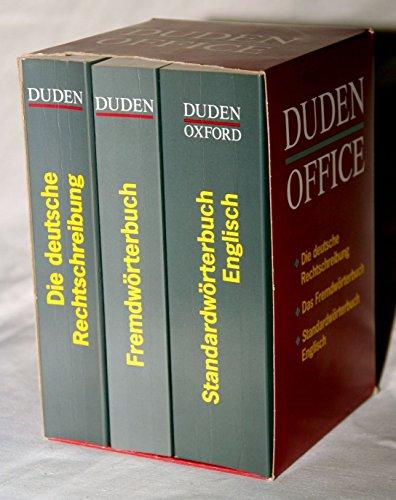 9783411028658: DUDEN Office-Paket - Weltbild Taschenbuch