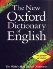9783411030149: The New Oxford Dictionary of English.