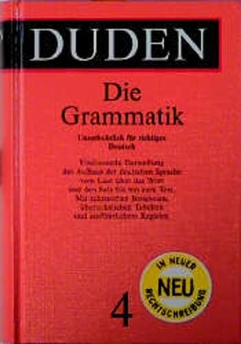9783411040469: Die Grammatik