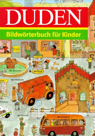 9783411045815: Duden-Bildworterb F. Kinder (German Edition)