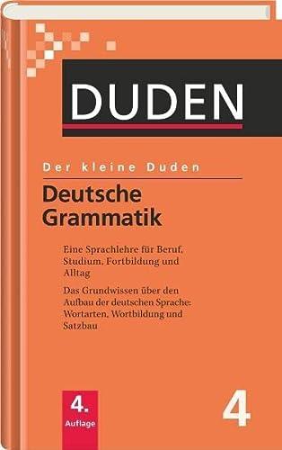 9783411055746: Der Kleine Duden: Deutsche Grammatik (German Edition)