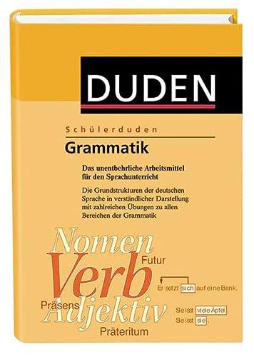 Duden) Schülerduden, Grammatik, neue Rechtschreibung: Gallmann, Peter, Horst