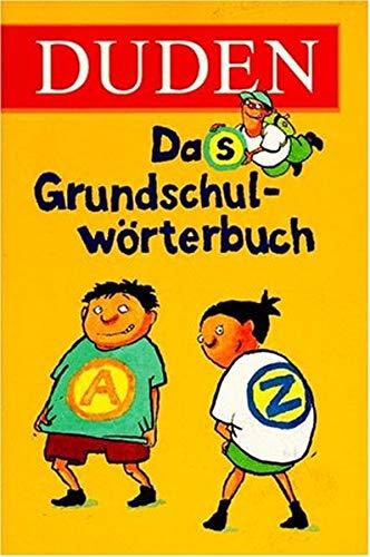 9783411060627: Duden Das Grundschulwörterbuch