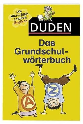 9783411060634: Duden. Das Grundschulwörterbuch