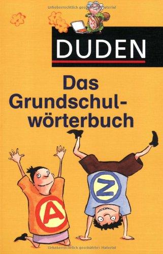 9783411060641: Duden - Das Grundschulwörterbuch
