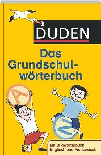 9783411060658: Duden. Das Grundschulwörterbuch