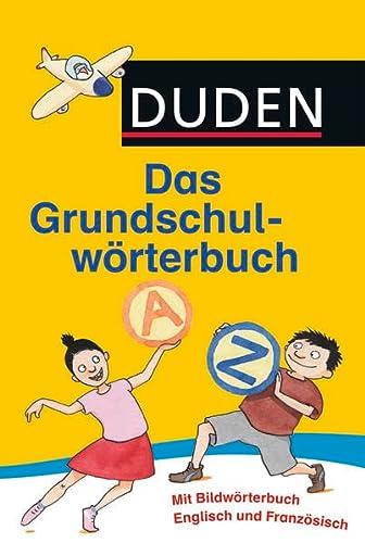 9783411060665: Duden - Das Grundschulworterbuch