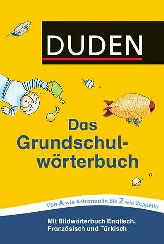 9783411060672: Duden - Das Grundschulwörterbuch
