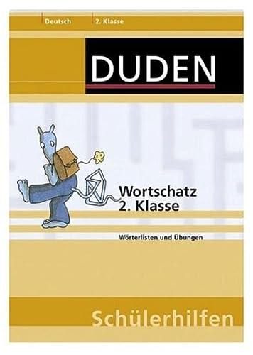 9783411063437: Deutsch. Wortschatz 2. Klasse