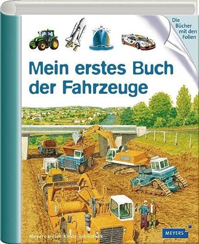 9783411070794: Mein erstes Buch der Fahrzeuge