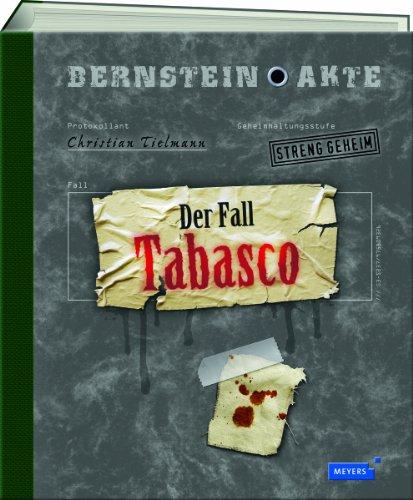9783411071166: Bernstein-Akte 04. Der Fall Tabasco