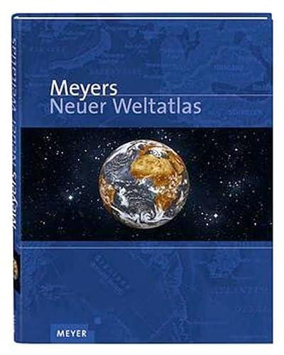 9783411074952: Meyers Neuer Weltatlas.