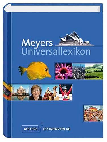 Meyers Universallexikon: Desconocido