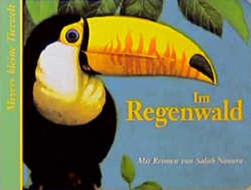 9783411082315: Meyers Kleine Tierwelt: Im Regenwald