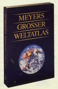 9783411088256: Meyers grosser Weltatlas (German Edition)