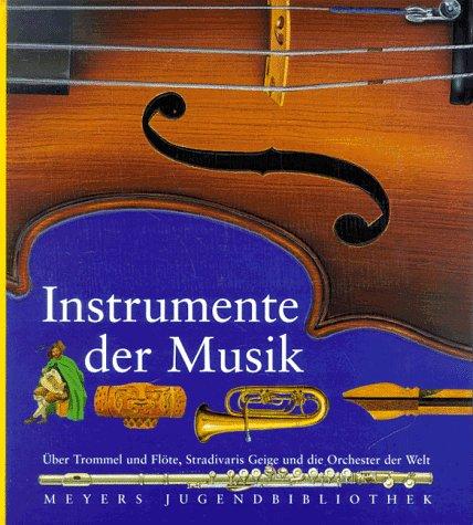 Instrumente der Musik. Über Trommel und Flöte, Stradivaris Geige und die Orchester der ...
