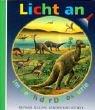 9783411093519: Licht an . . ., Bd.12, Im Reich der Dinosaurier