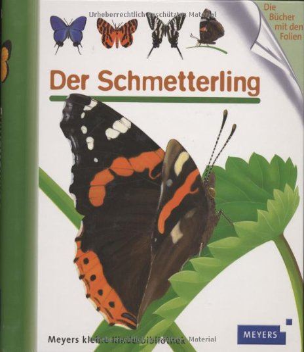 9783411095124: Der Schmetterling