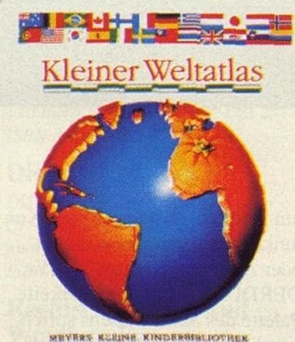 9783411096718: Meyers Kleine Kinderbibliothek: Kleiner Weltatlas (German Edition)