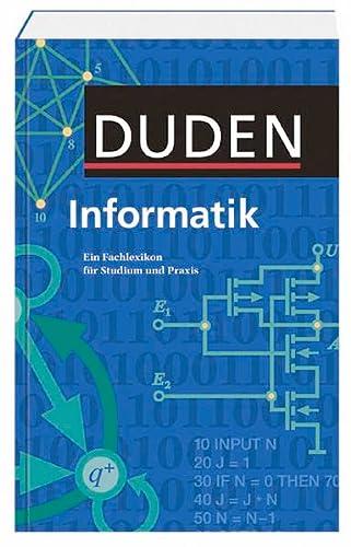 9783411100231: Duden Informatik