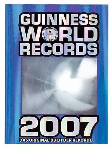 9783411140770: Guinness World Records 2007