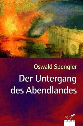 9783411145034: Der Untergang des Abendlandes