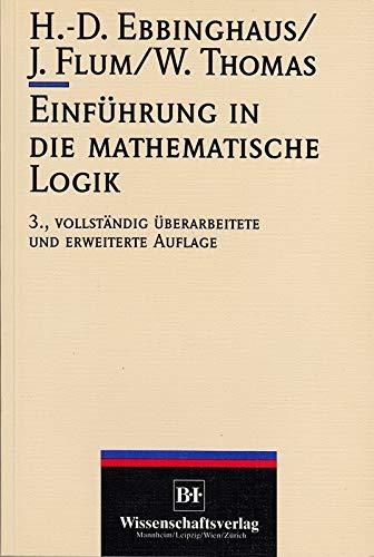 9783411156030: Einführung in die mathematische Logik