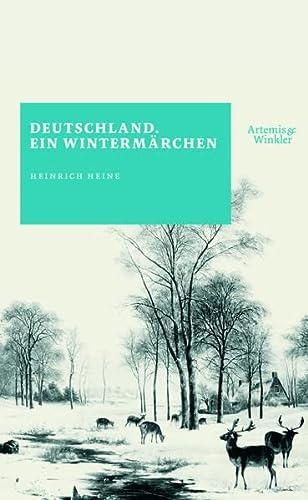 9783411160105: Deutschland: Ein Wintermärchen