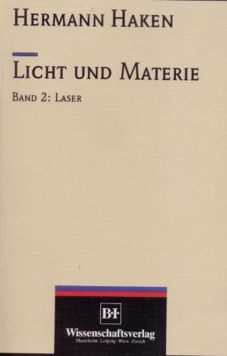 9783411171521: Laser, II
