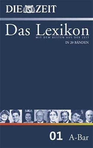 Das Lexikon 1., A - Bar /: Habermas, Jürgen: