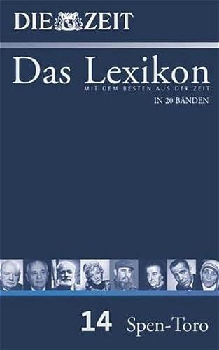 9783411175741: ZEIT-Lexikon. Bd. 14 (Spen - Toro)