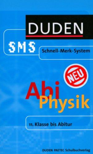 9783411703173: Abi Physik
