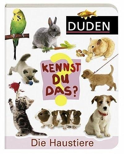 Duden Kennst Du das? Die Haustiere (3411704357) by Weinberg, Gerhard L.