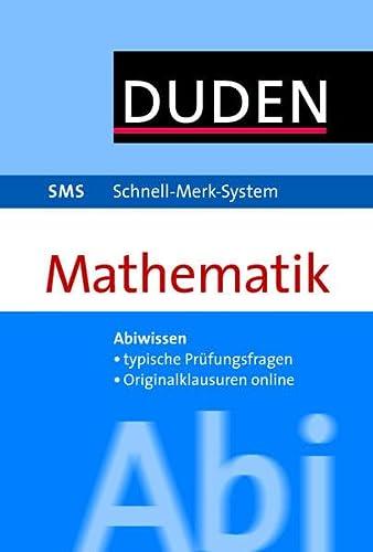 9783411706631: SMS Abi Mathematik