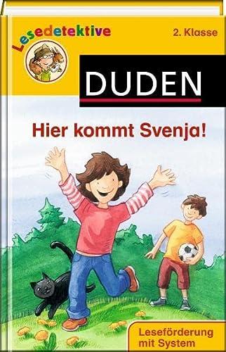 9783411707492: Hier kommt Svenja!: 2. Klasse. Leseförderung mit System