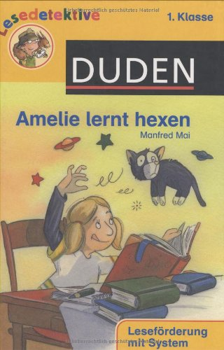 9783411708048: Amelie Lernt Hexen ( 1. Klasse ) (German Edition)