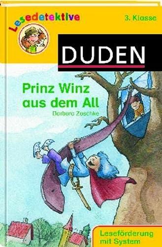 9783411708062: Prinz Winz aus dem All: 3. Klasse. Leseförderung mit System