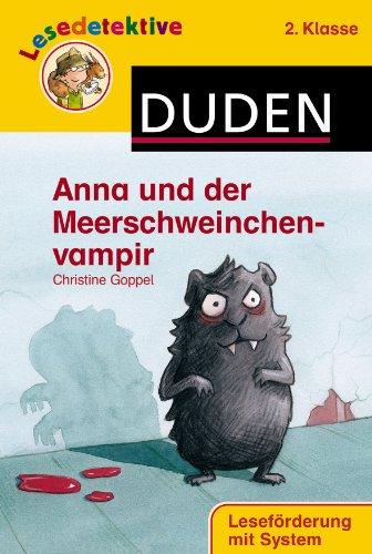 9783411708215: Anna und das Meerschweinchenvampir