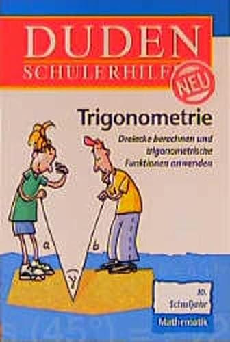 9783411708925: Trigonometrie, 10. Schuljahr