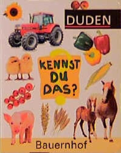 9783411711611: (Duden) Kennst Du das?, Bauernhof