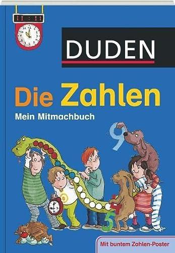 9783411714124: Duden Die Zahlen: Mein Mitmachbuch