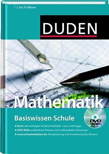 9783411715039: Duden. Basiswissen Schule. Mathematik 5. bis 10. Klasse
