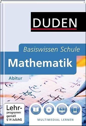 9783411717439: Duden Basiswissen Schule. Mathematik Abitur