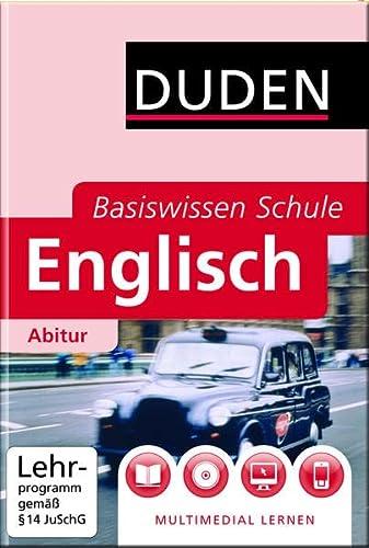 9783411719525: Duden Basiswissen Schule. Englisch Abitur