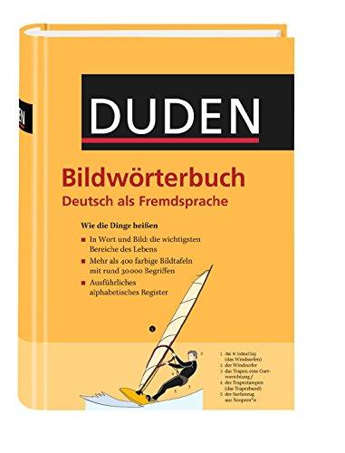 Duden - Bildwà rterbuch Deutsch als Fremdsprache: Jà rg Zink