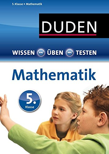 9783411721733: Duden - Einfach klasse: Mathematik 5. Klasse