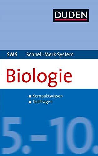 9783411725625: Biologie Kompaktwissen-Testfragen